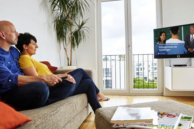 Přidanou hodnotou DVB-T2 v Německu má být vysílání v HD. | foto: archiv WDR/Claus Langer