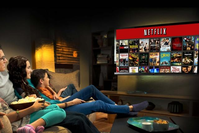 Americká on-line videopůjčovna Netflix (ilustrační foto)