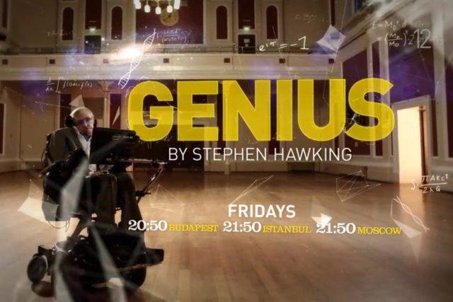 Upravený vizuál stanice National Geographic HD