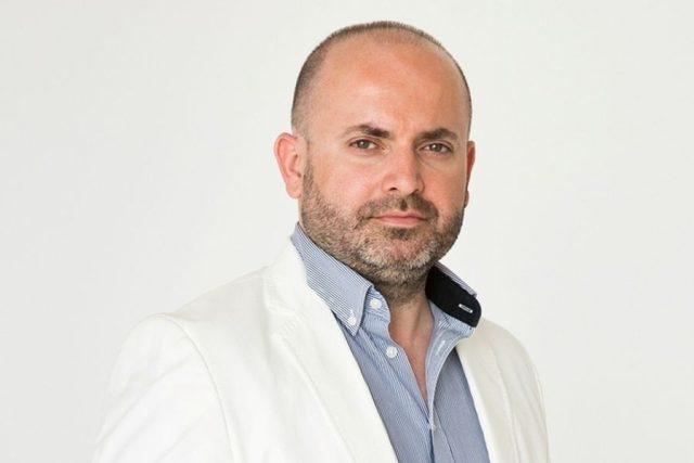 Bývalý výkonný ředitel TV Barrandov František Borovský.