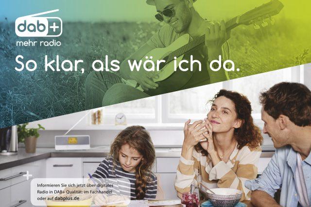 Kampaň pro podporu DAB+ v Německu