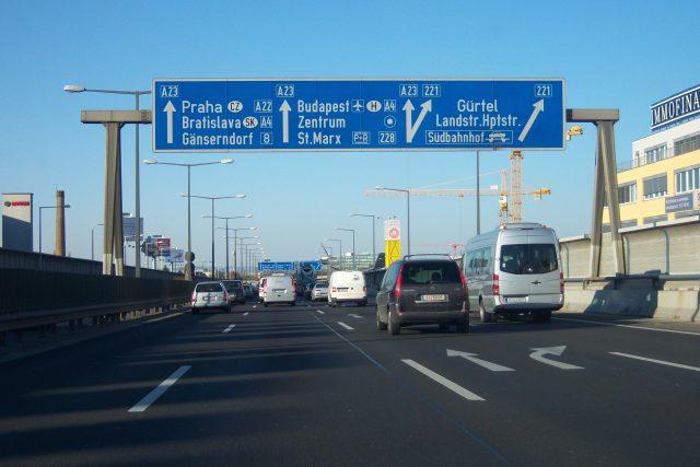 Dálnice A23,  Vídeň,  Rakousko | foto:  My Friend,   CC BY 3.0
