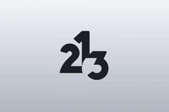 Logo slovenské televize 213