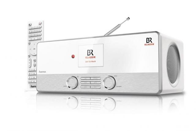 DAB+ přijímač Hama Digitalradio BR Klassik
