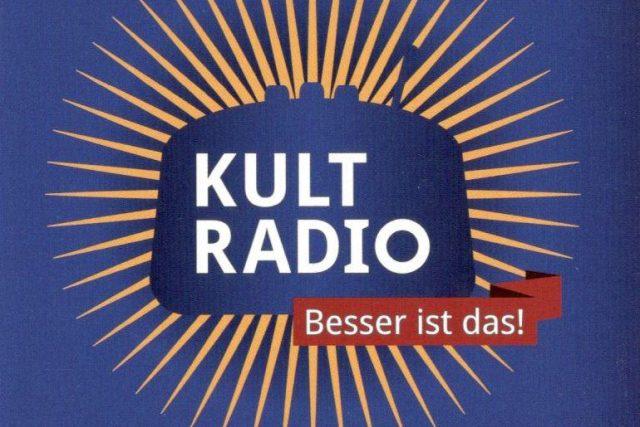 Logo rozhlasové stanice Kultradio