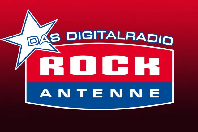 Logo rozhlasové stanice Rock Antenne