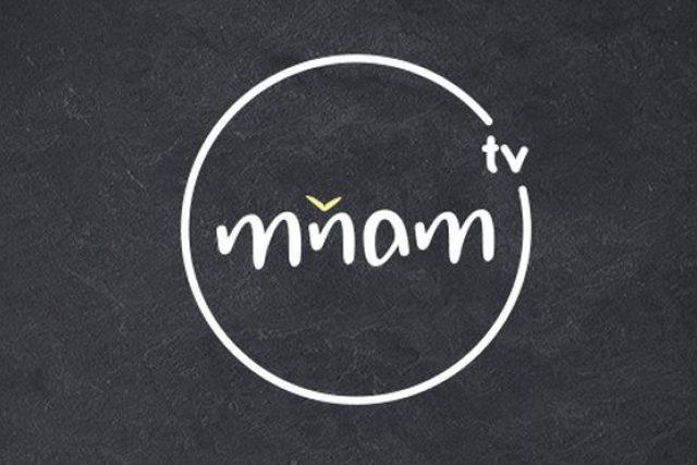 Logo tematické stanice Mňam TV