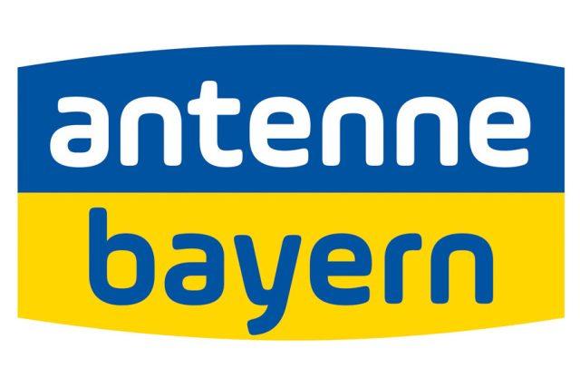 Nové logo rozhlasové stanice Antenne Bayern