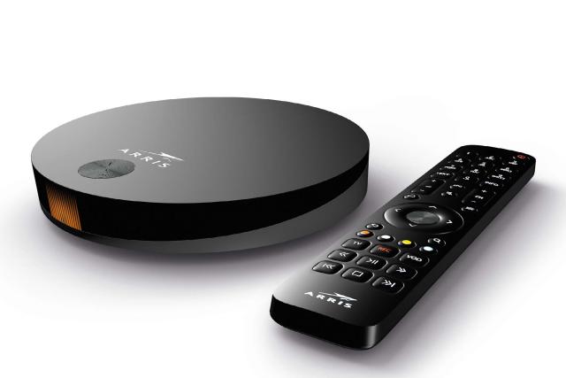 IPTV Set-top box Arris VIP4302