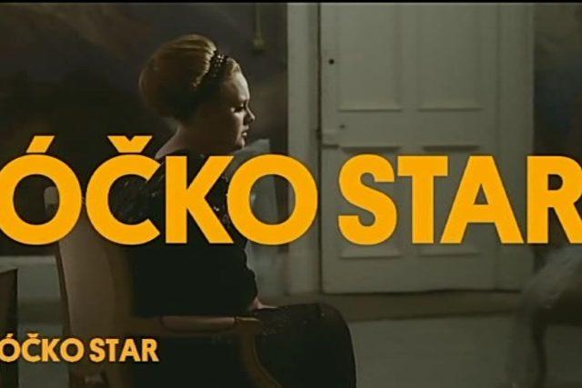 Z vysílání televize Óčko Star