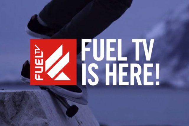 Grafika Fuel TV