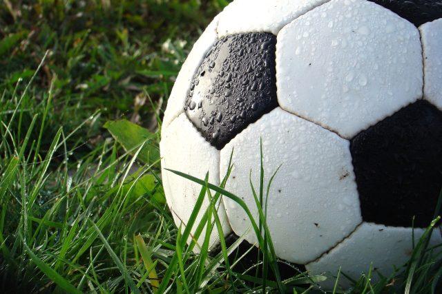 fotbal, kopaná, míč