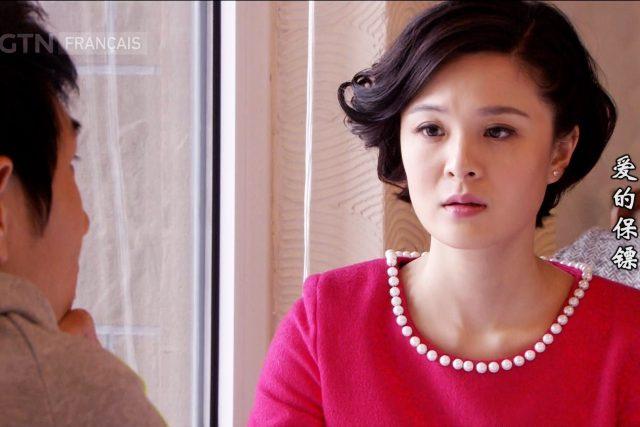 Vysílání čínské státní televize CGTN ve francouzské verzi. | foto: repro foto CGTN