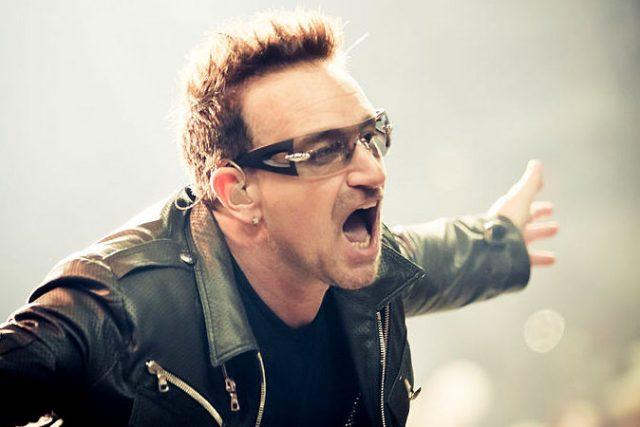 Bono Vox, frontman kapely U2