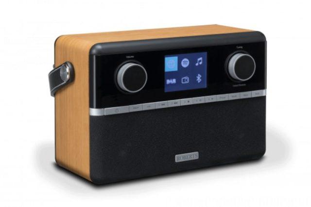 DAB+ přijímač Smart Radio Stream 94i