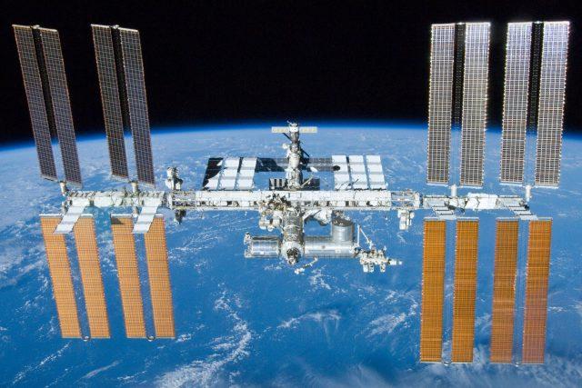 Mezinárodní vesmírná stanice ISS | foto:  NASA,  Public domain,  Wikimedia Commons
