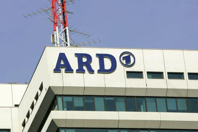 Budova německé veřejnoprávní televize ARD | foto: archiv ARD/Herby Sachs