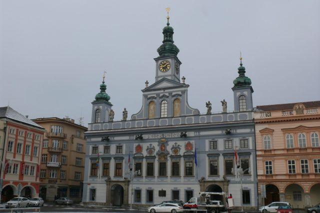 Barokní podobu má radnice z přelomu 20. a 30. let 18. století