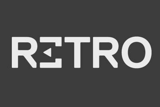 Logo hudební stanice Retro Music Television