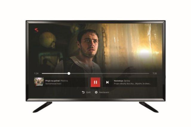 Hybridní aplikace Televize Seznam