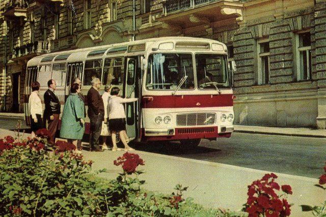 Doprava v Československu v roce 1968