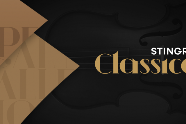 Logo stanice Stingray Classica