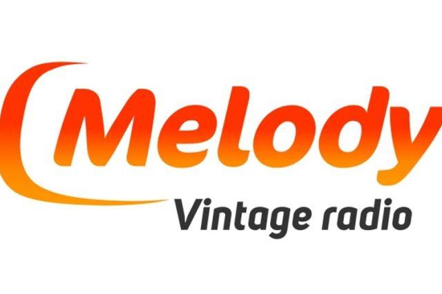 Logo rozhlasové stanice Melody Radio Vintage