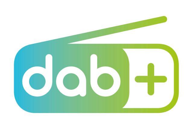 Oficiální logo DAB+