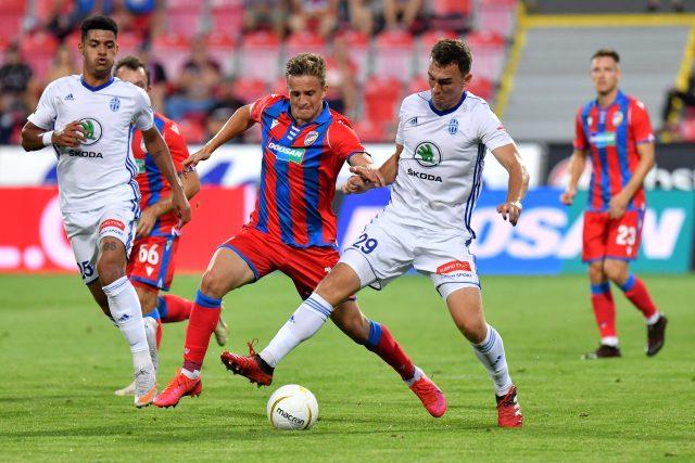 Zápas nejvyšší domácí fotbalové ligy | foto: O2 Czech Republic