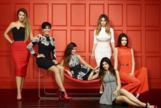 Keeping Up with the Kardashians na kanálu E! Entertainment