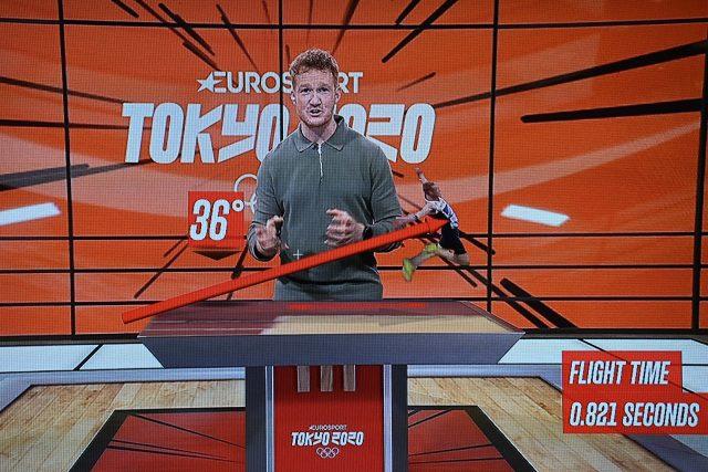 Olympijské studio kanálu Eurosport