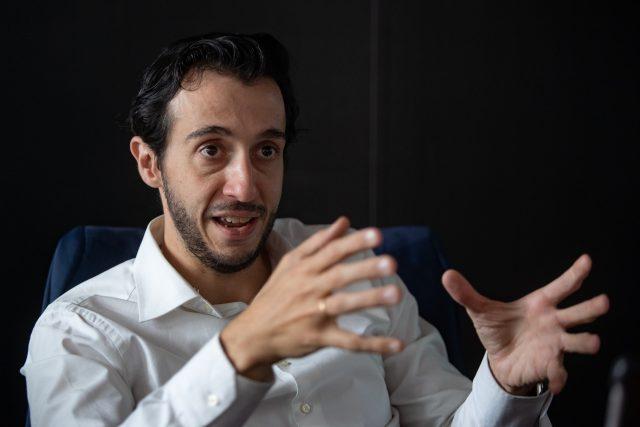 Quique Vivas, viceprezident společnosti Vodafone pro nefiremní zákazníky