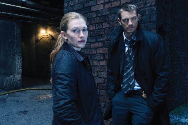 Kriminální seriál Zločin na stanici Prima Krimi