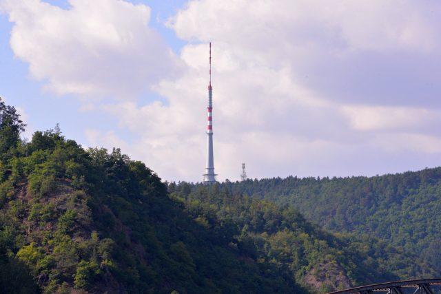 Televizní a rozhlasový vysílač Cukrák