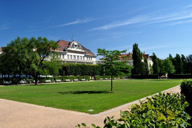 Urbanistické centrum Králova Pole v Brně – Slovanské náměstí