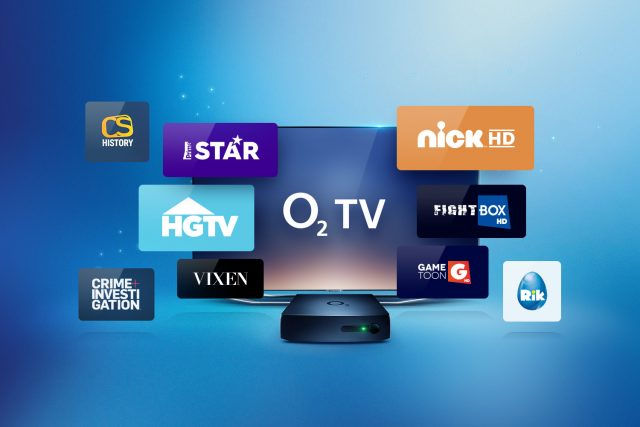 O2 TV zařazuje do nabídky nové stanice