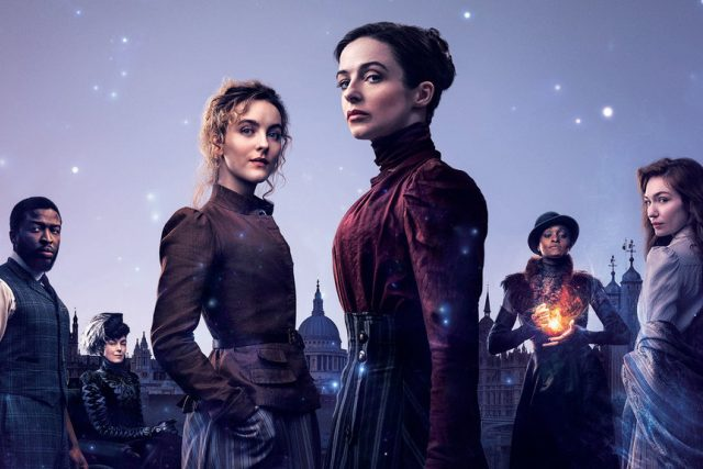 Seriál Viktoriánky mohou diváci sledovat na HBO GO,  později ho najdou na JHBO MAX   foto: HBO Europe
