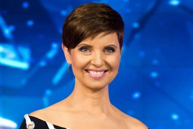 Moderátorka CNN Prima News Markéta Fialová