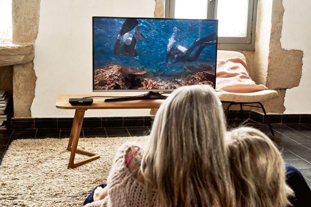 T-Mobile Televize - Smart TV aplikace