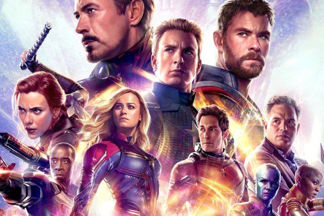 Avengers: Endgame (plakát)
