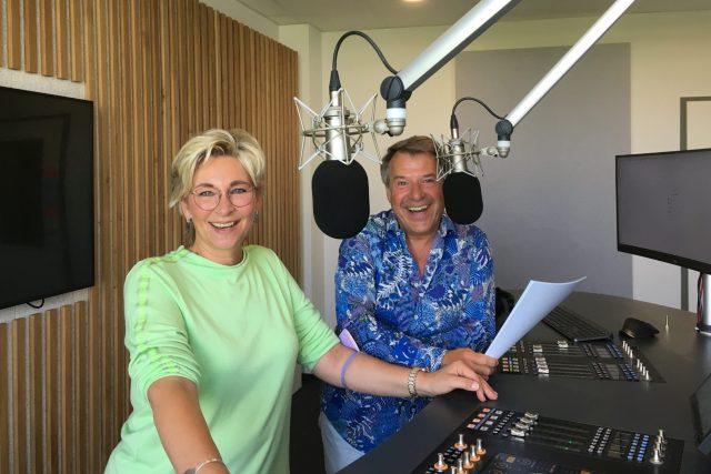 Claudia Jungová a Patrick Lindner průvodci sobotního vysílání na stancii Absolut Bella | foto: Antenne Deutschland