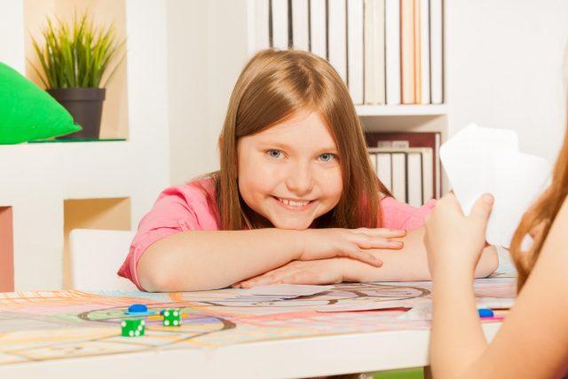Dětská stolní hra (ilustrační foto)