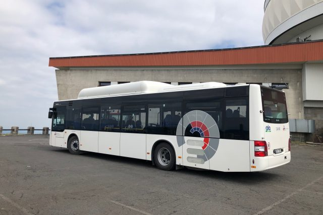 Autobus na Pradědu | foto: Andrea Švubová,  Český rozhlas