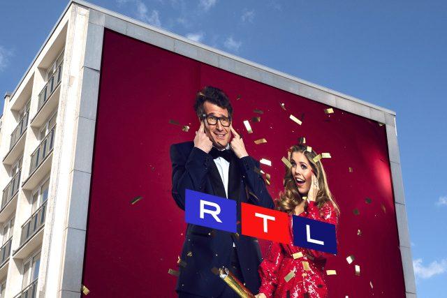 Nové logo německé komerční televize RTL | foto: RTL Group