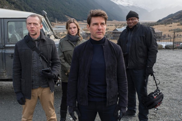 Z filmu Mission: Impossible – Fallout