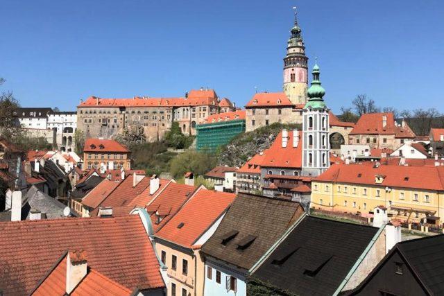 Český Krumlov je kvůli pandemii koronaviru bez turistů. Nabízí to úplně jiný pohled na známá místa