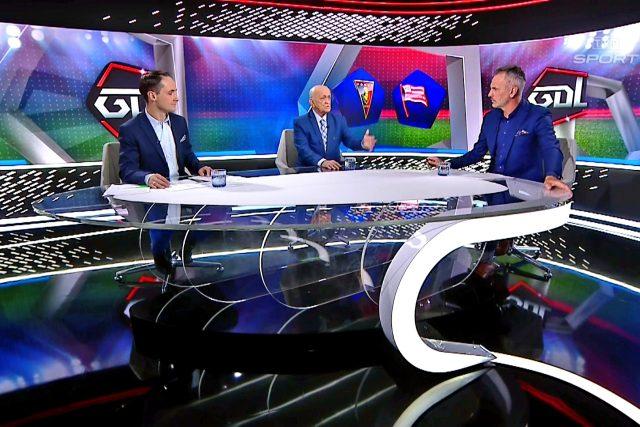 Z vysílání stanice TVP Sport HD