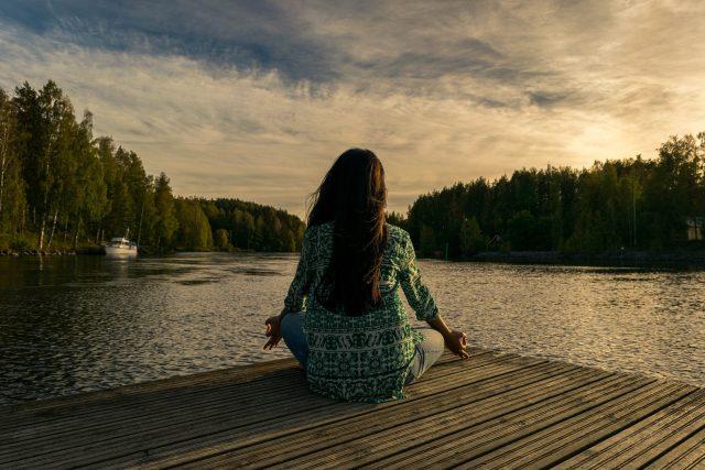 jóga - relaxace - odpočinek