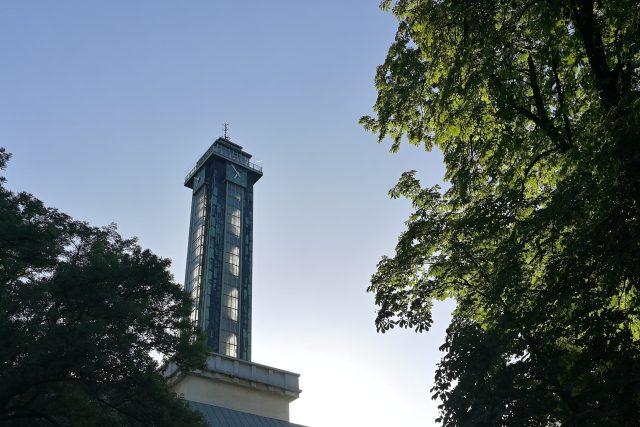 Ostrava, Vyhlídková věž Nové radnice