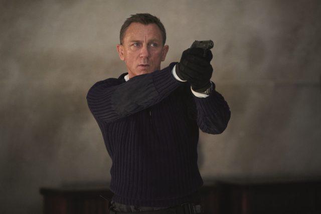 Daniel Craig jako James Bond ve snímku Není čas zemřít | foto: Forum Film CZ